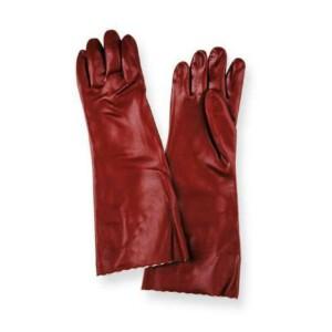 guanti antiacido in pvc