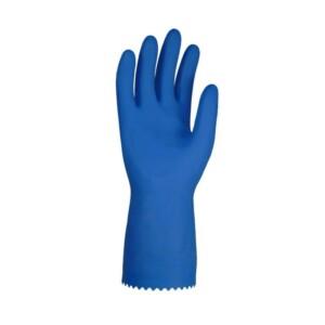 guanti lattice satinati blu fathom 45