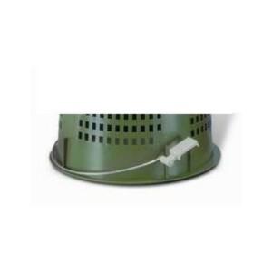 Pedale per cestone zeffiro verde