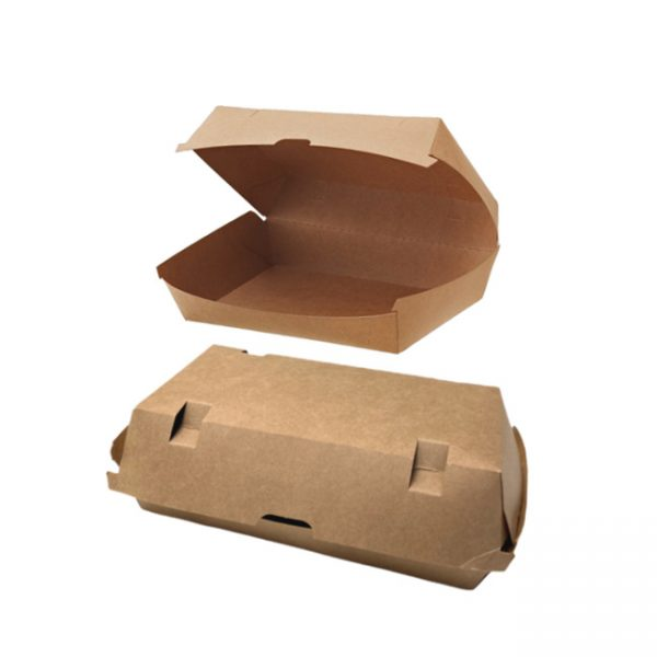 Le104 hamburger box 19x11