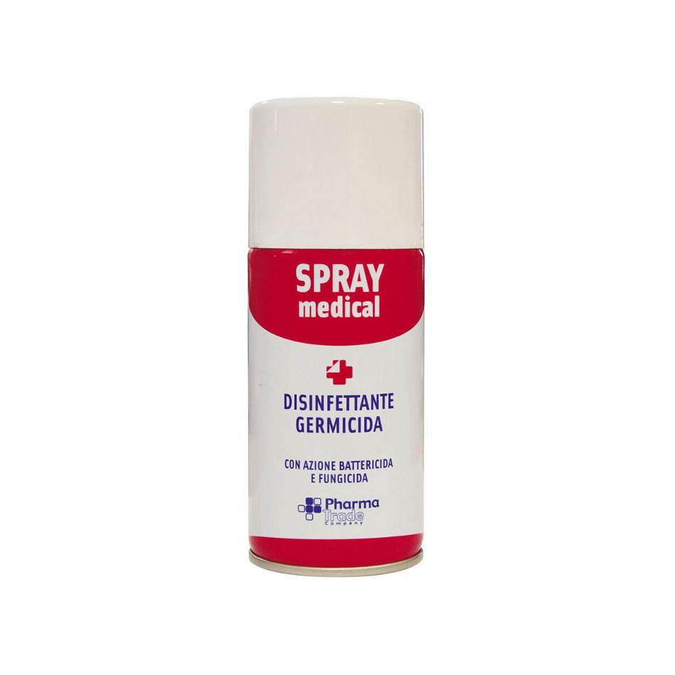 Spray Medical Disinfettante Germicida Battericida Fungicida ml.150
