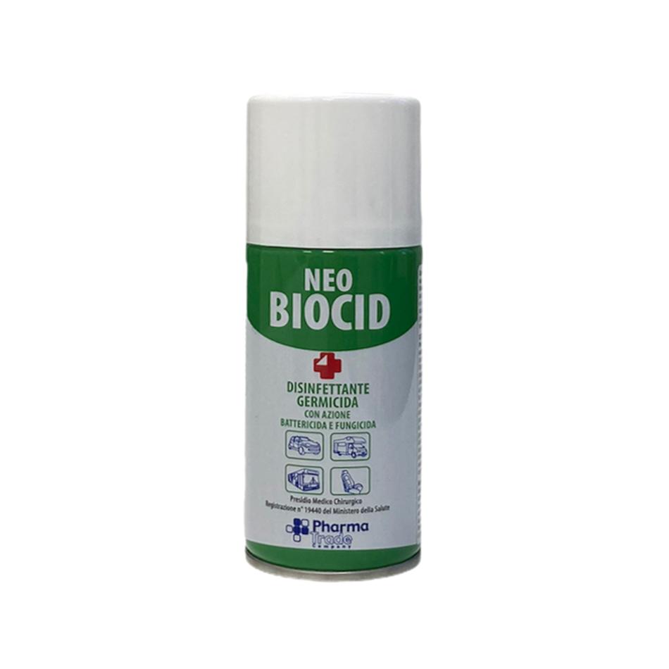 Neo Biocid Disinfettante Germicida Battericida Fungicida ml.150